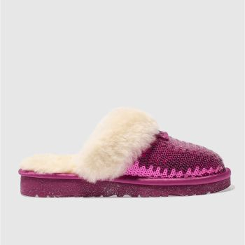 Ugg Pink Dazzle Girls Junior