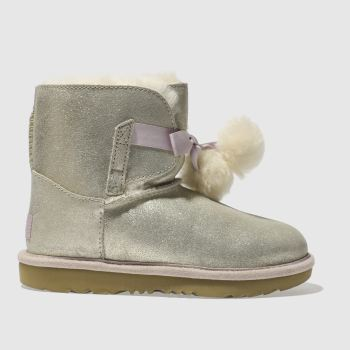 Ugg Gold Gita Metallic Girls Junior