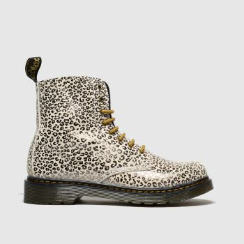 Dr Martens Beige 1460 Pascal Girls Junior