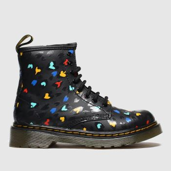 Dr Martens Multi 1460 Wild Hearts c2namevalue::Girls Junior