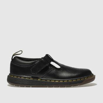 Dr Martens Black Dulice Girls Junior