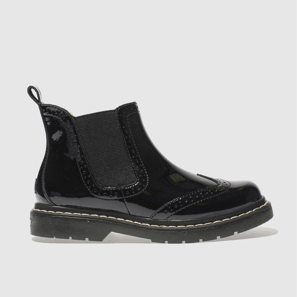 Lelli Kelly Black Noelle Boots Junior