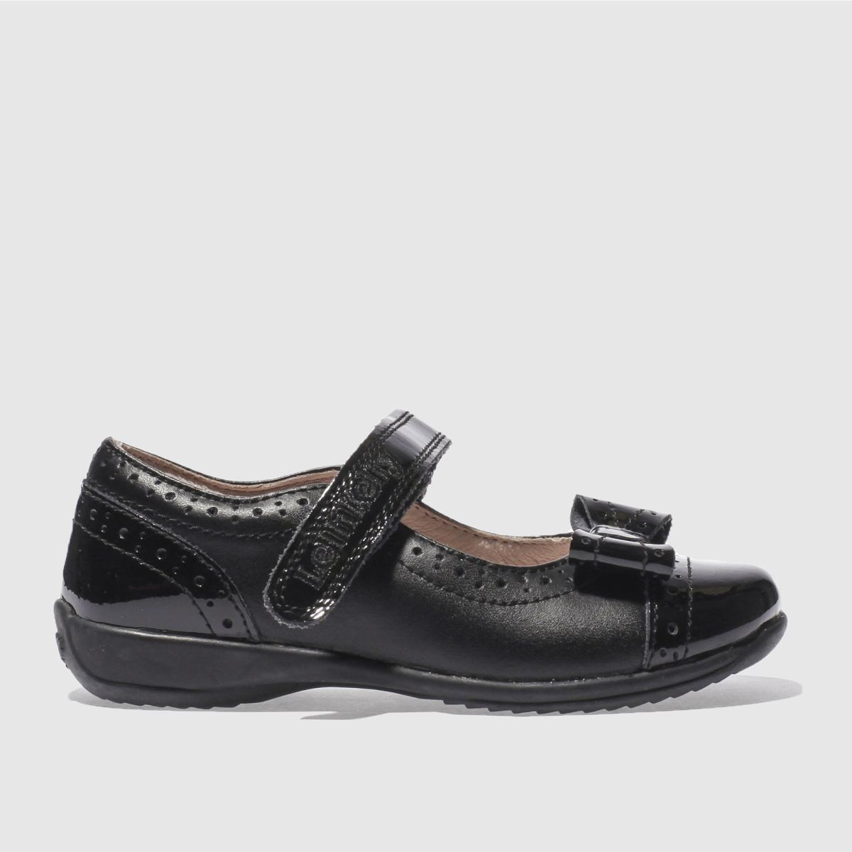 Lelli Kelly Black Gabriella Shoes Junior