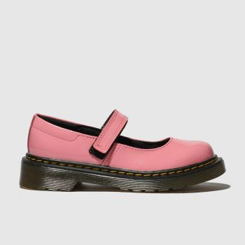 Dr Martens Pink Maccy Girls Junior