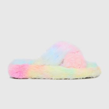 schuh Multi Honest Slipper Girls Junior
