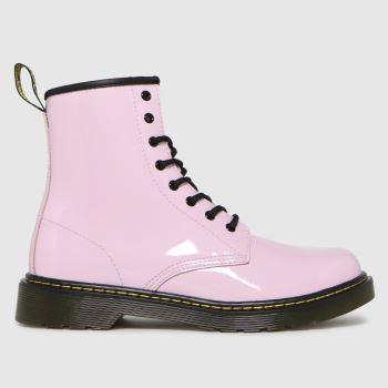 Dr Martens Pale Pink 1460 Girls Junior