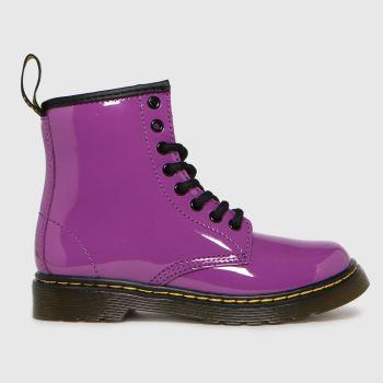 Dr Martens Purple 1460 Girls Junior