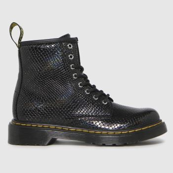 Dr Martens Black 1460 Girls Junior