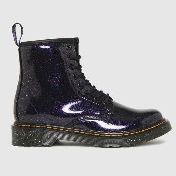 Dr Martens Purple 1460 Glitter Girls Junior