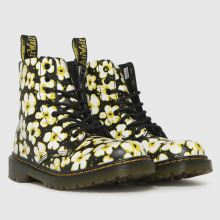 Dr Martens 1460 Pansy Fayre 1