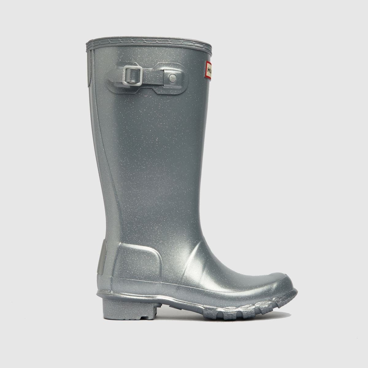 Hunter Silver Original Cosmic Boots Junior