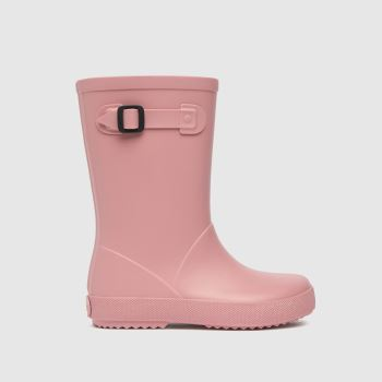 Igor Pale Pink Splash Mc Girls Junior