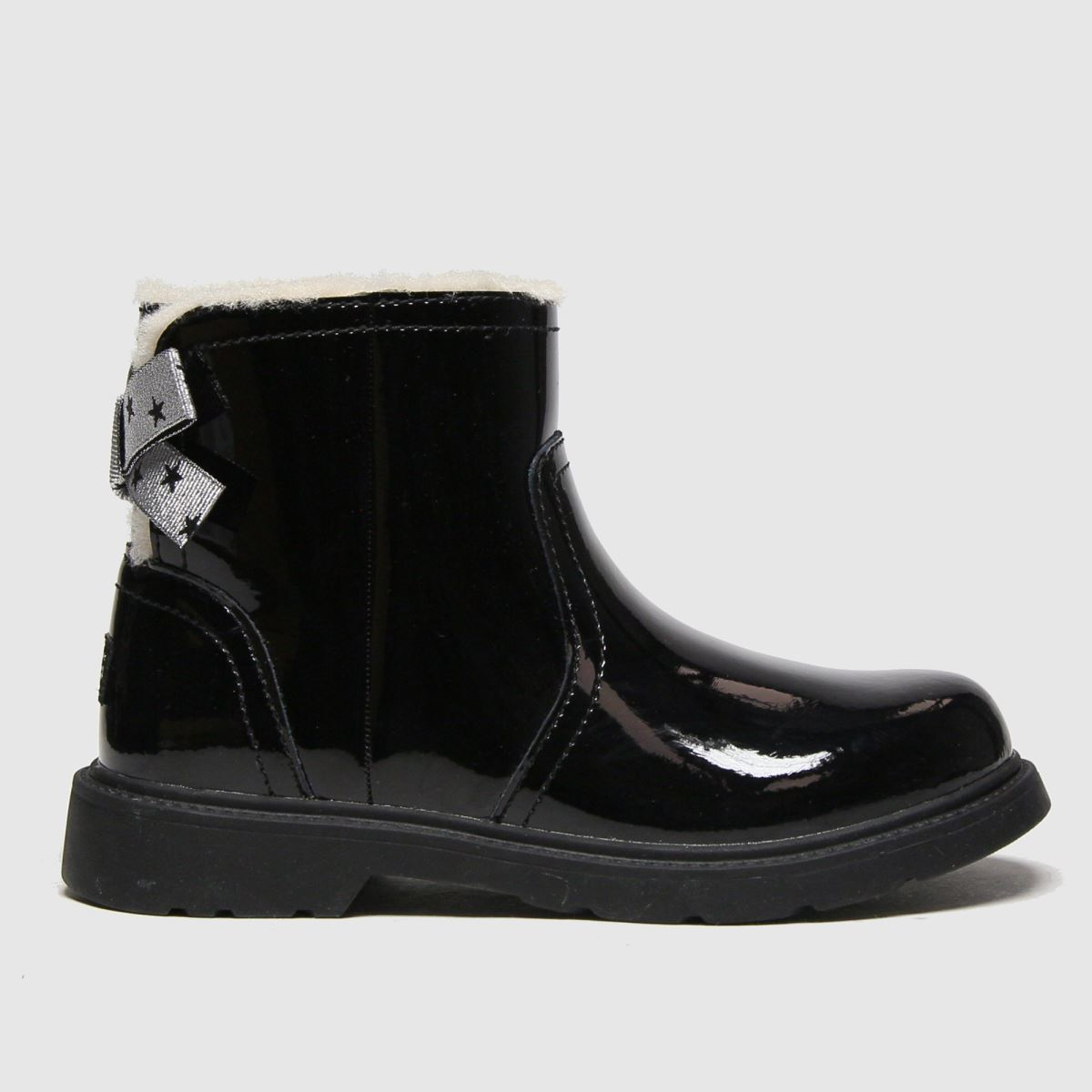 UGG Black Lynde Boots Junior