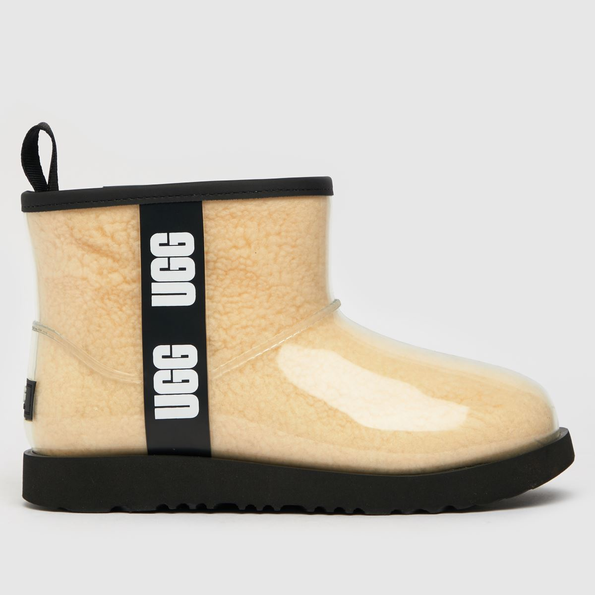 UGG Natural Classic Clear Mini Ii Boots Junior