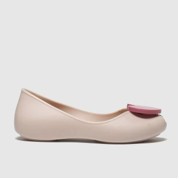 Zaxy Pale Pink Kids Love Girls Junior