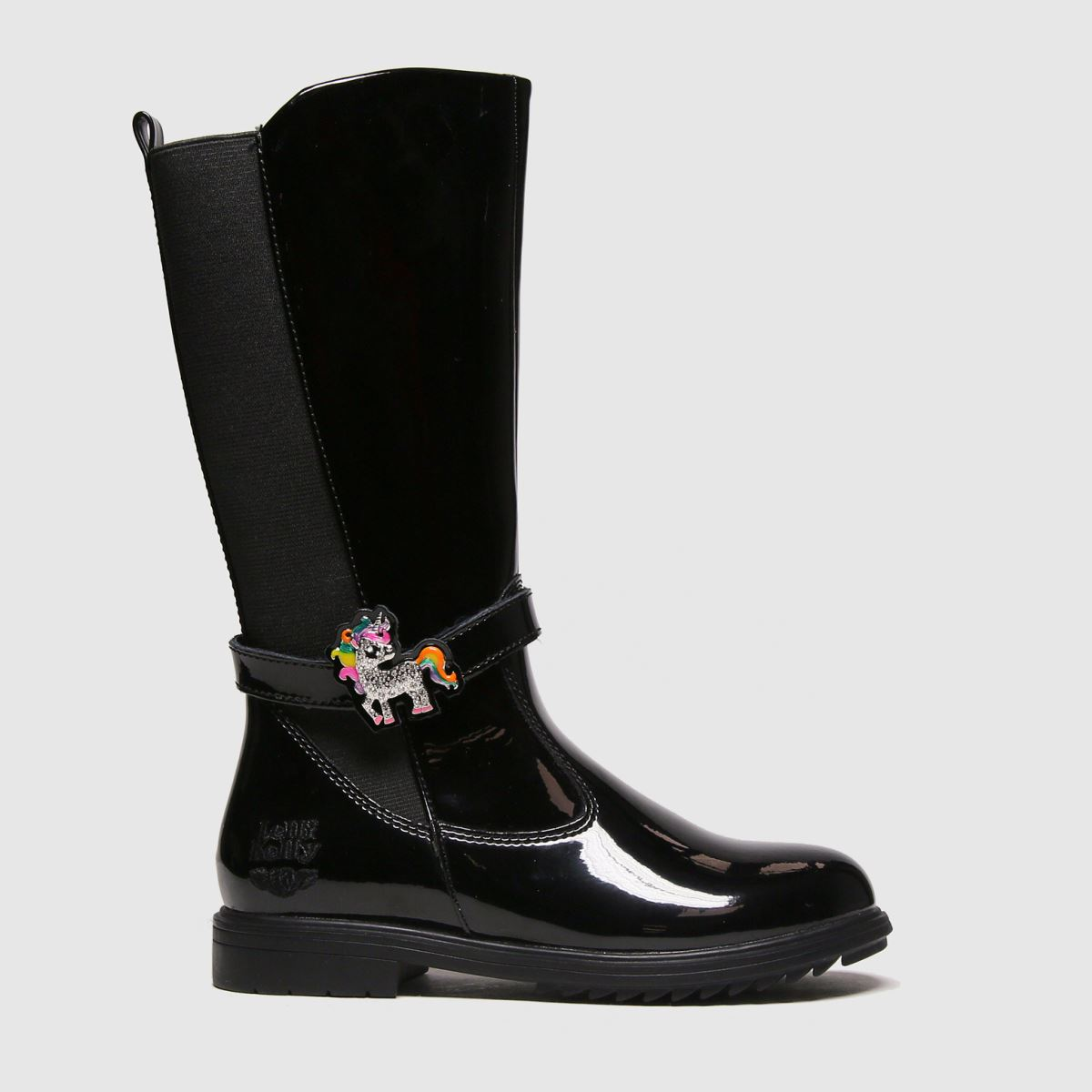 Lelli Kelly Black Frances Boots Junior