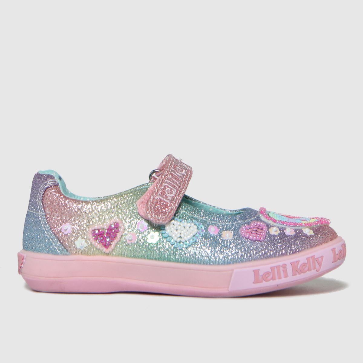 Lelli Kelly Multi Gem Dolly Boots Junior