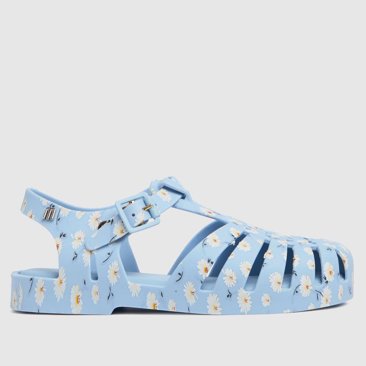 Melissa Pale Blue Possession Sandal Junior