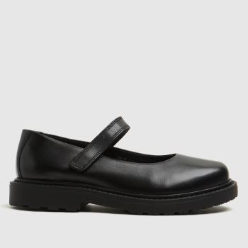 schuh Black Lottery Shoe Girls Junior