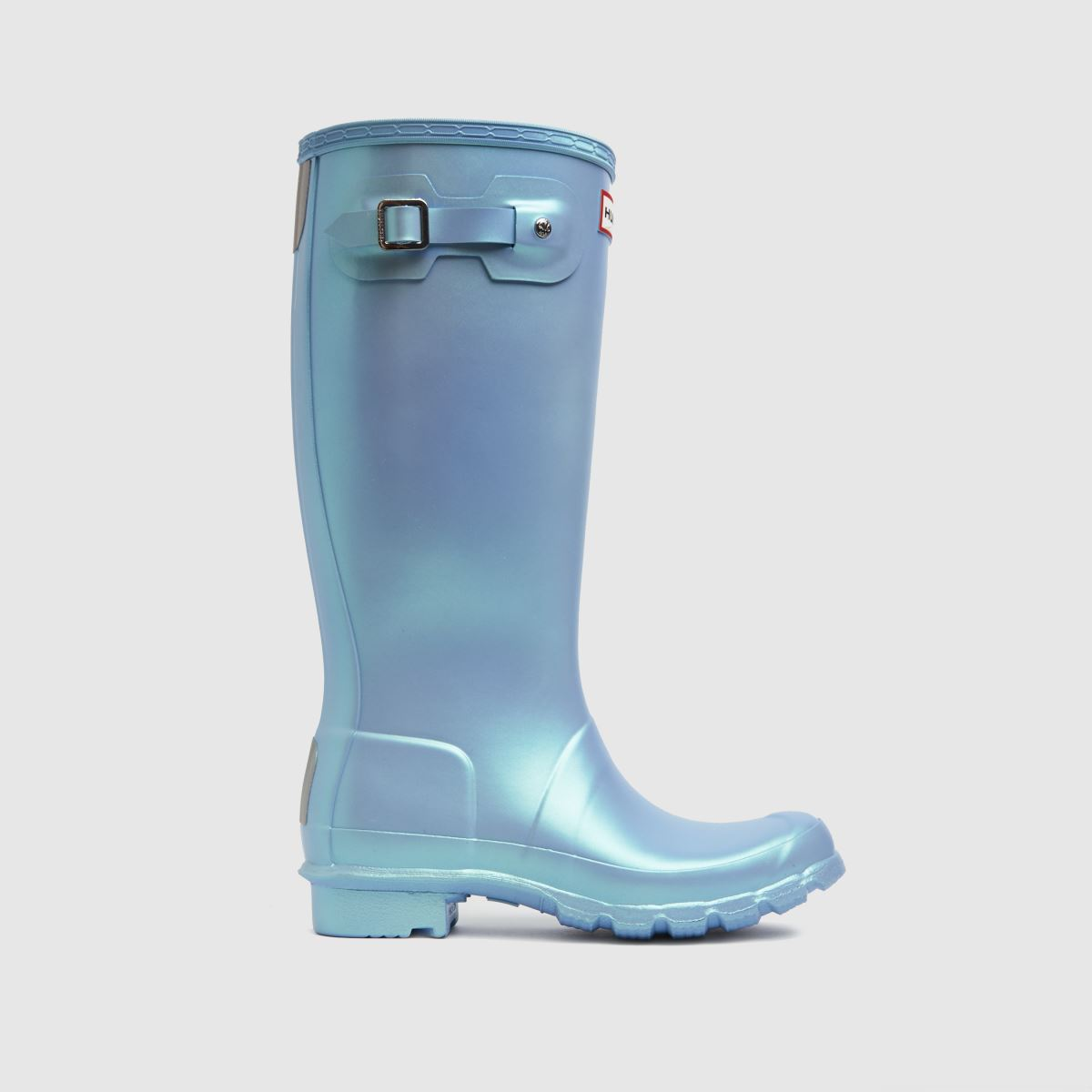 Hunter Pale Blue Original Nebula Boots Youth
