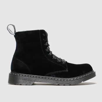 Dr Martens Black 1460 Pascal Girls Youth