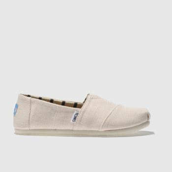 Toms Pink Classic Girls Youth