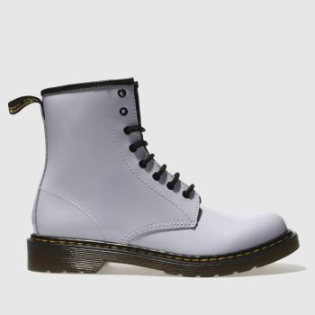Dr Martens Lilac Brooklee Boot Girls Youth