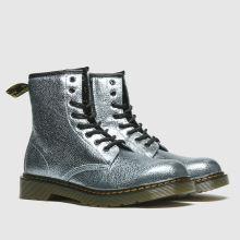 Dr Martens 1460 Crinkle Metallic 1