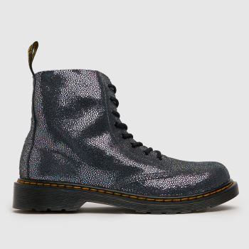 Dr Martens Grey 1460 Pascal Girls Youth
