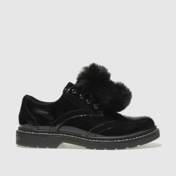 LELLI KELLY BLACK DASIA BOOTS YOUTH