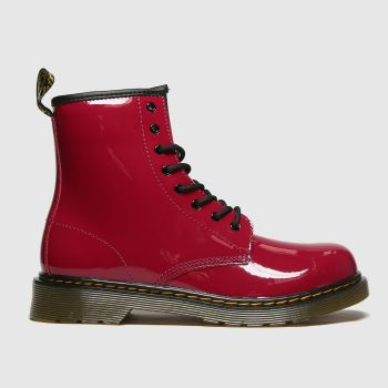 Dr Martens Red 1460 Girls Youth