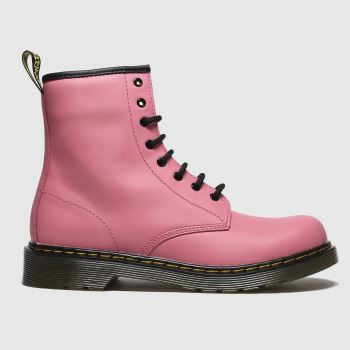 Dr Martens Pink 1460 Girls Youth