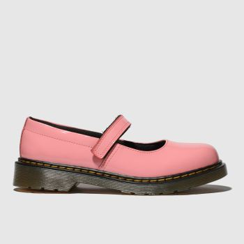 Dr Martens Pink Maccy Girls Youth