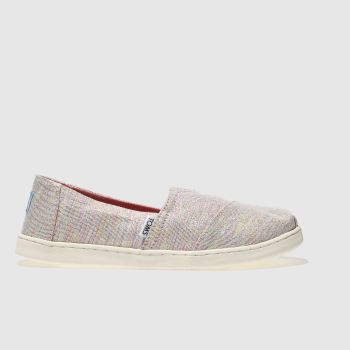 Toms Multi Classic Girls Youth