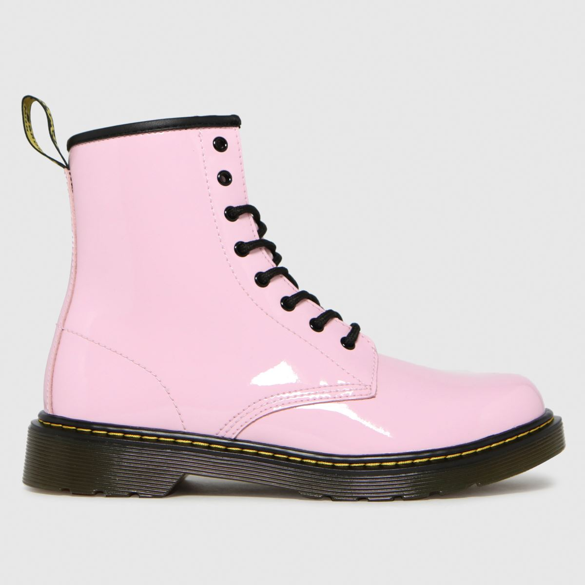 Dr Martens Pale Pink 1460 Boots Youth