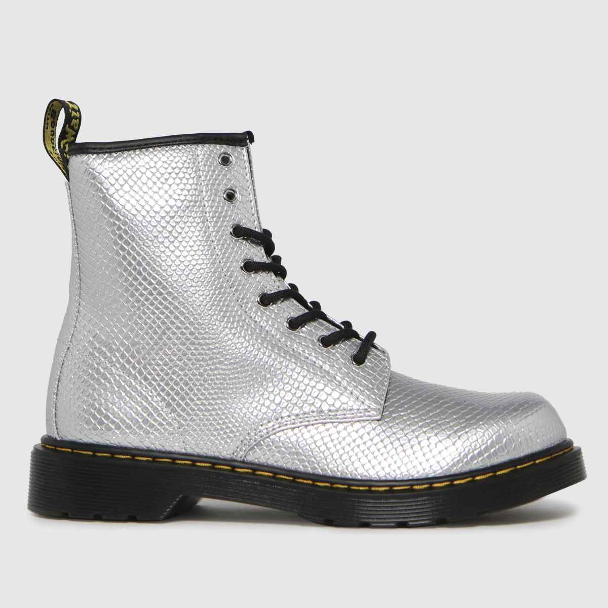 Dr Martens Silver 1460 Boots Youth