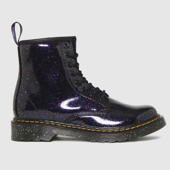 Dr Martens Purple 1460 Glitter Girls Youth