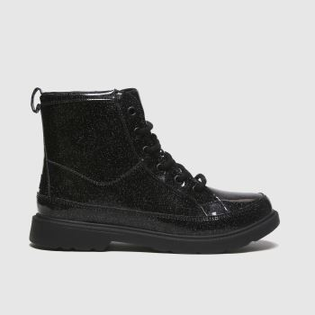 UGG Black Robley Glitter Girls Youth