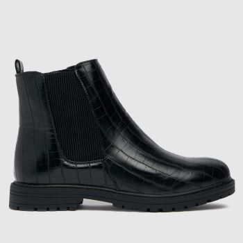 schuh Black Character Chelsea Girls Youth