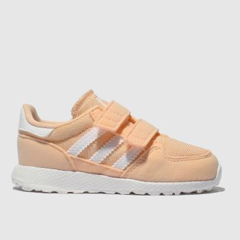 Adidas Peach Forest Grove Girls Toddler