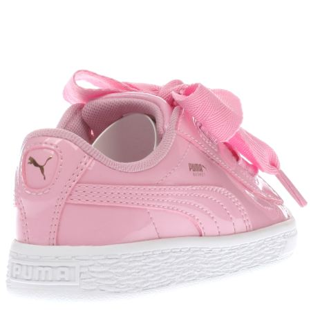 huge selection of 12b61 1f3e4 Puma Basket Heart Toddler wearpointwindfarm.co.uk