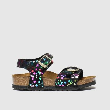 BIRKENSTOCK Multi Rio Girls Toddler