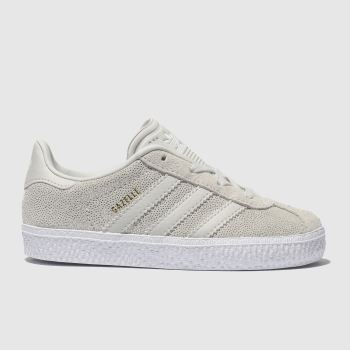 ADIDAS NATURAL GAZELLE TRAINERS TODDLER