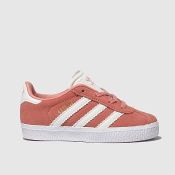 Adidas Coral Gazelle Girls Toddler