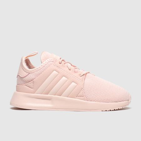 pale pink adidas x_plr trainers   schuh