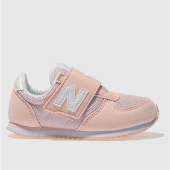 New Balance Pink 220 Girls Toddler