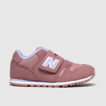 New Balance Pink 373 Girls Toddler