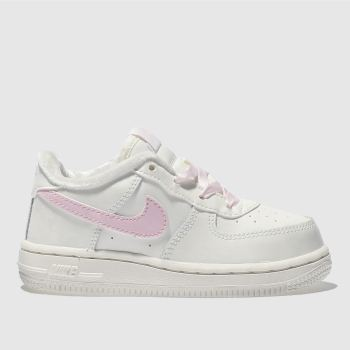 Nike Stone Air Force 1 Girls Toddler