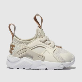 Nike Natural Huarache Run Ultra Girls Toddler