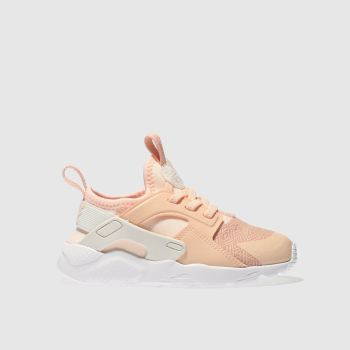 Nike Pink Huarache Run Ultra Se Girls Toddler